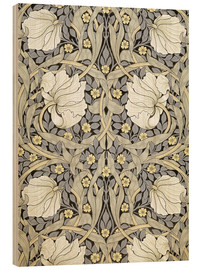 Stampa su legno  Pimpinella - William Morris