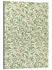 Stampa su alluminio  Salice - William Morris