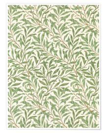 Poster Premium  Salice - William Morris