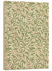 Stampa su legno  Salice - William Morris
