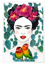 Poster  Frida - Mandy Reinmuth