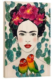 Legno  Frida - Mandy Reinmuth