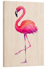 Legno  Flamingo 1 PL - Miss Coopers Lounge