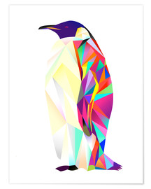 Poster Premium  Pit Pinguin - Miss Coopers Lounge