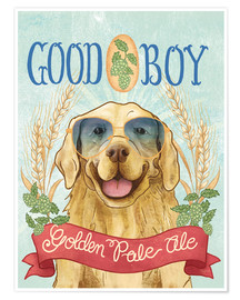 Poster Premium  Beer Dogs II - Mary Urban