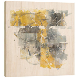 Stampa su legno  Moving In and Out of Traffic II - Mike Schick