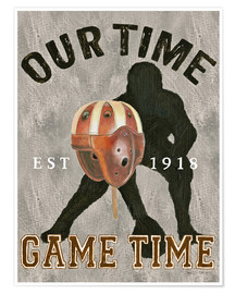 Poster Premium  Game Day IV - Marco Fabiano