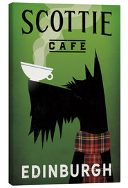 Stampa su tela  Scottie Cafe - Ryan Fowler