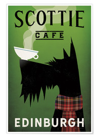 Poster Premium  Scottie Cafe - Ryan Fowler