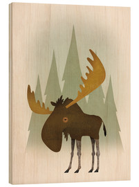 Legno  Forest Moose - Ryan Fowler