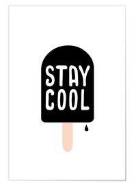 Poster Premium stay cool
