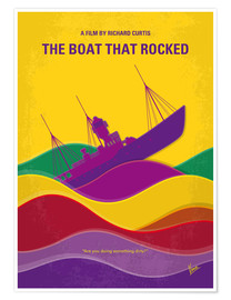 Poster Premium The Boat That Rocked