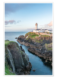 Poster Premium Fanad Head Lighthouse, Contea di Donegal