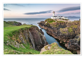 Poster Premium Fanad Head Lighthouse in Irlanda