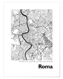 44spaces - Mappa di Roma