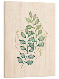 Legno  Geometry and Nature III - Barlena