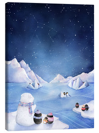 Tela  Stelle dell'Antartico - Rebecca Richards