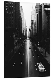 Alluminio Dibond  Streets of New York (42nd street - Tudor City) - Sascha Kilmer