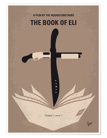 Poster Premium The Book Of Eli