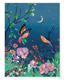 Poster Premium  Starry night - Ella Tjader